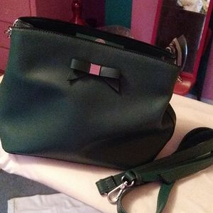 Nine West Green pocketbook